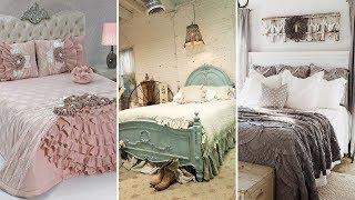 ❤DIY Shabby chic style Bedroom decor Ideas❤ | Home decor & Interior design| Flamingo Mango