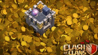 Clash Of Clans - IMMORTAL QUEEN TROLL (UNSTOPPABLE HERO ATTACK) Defender attacker - React live game