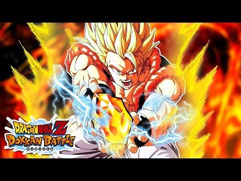 Dragon Ball Z Dokkan Battle: Super Gogeta Dokkan Festival SSR Multi-Summons!