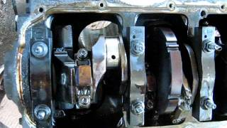 GM V6 engine Teardown-Junkyard Deltic