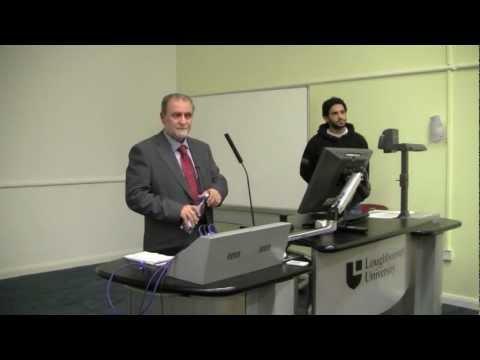 Palestine: Past, Present & Future - Dr. Azzam Tamimi