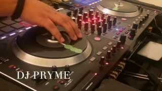 Dj Pryme Numark NS7 2 II QUICK HIPHOP MIX