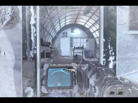 Modern Warfare 2  On ATi Radeon HD 3200 (IGP)