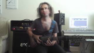 Instant Shredding, German Schauss - Whole Tone Scale Lesson Teaser