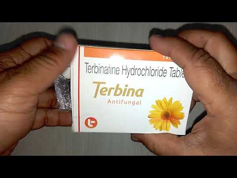 "Terbina Tablet review ""Treatment of Fungal Infections"""