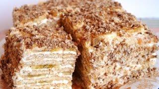 Готовим Вкусно.  Торт из печенья и творога(Несмотря на существующее разнообразие всевозможных тортов, мне очень нравятся простые торты из печенья..., 2016-12-20T09:00:01.000Z)