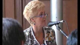 """Videointervista a ombretta fumagalli carulli - senatrice della repubblica in occasione dell'incontro """"dal manifesto per milano al governo"""" verso i..."""