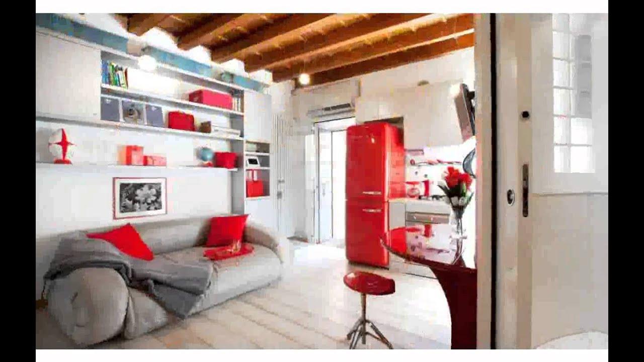 Arredare monolocale 30 mq immagini diravede youtube for Arredare appartamento