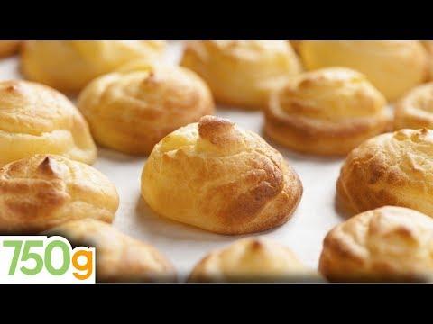 Pâte à choux inratable - 750g