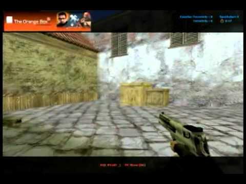 Top 10 những pha súng đỉnh cao trong Counter Strike 1.6