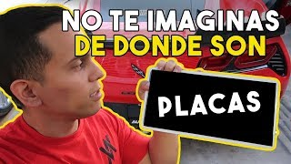 LE PONEMOS PLACAS AL CORVETTE Z07 Y CHALLENGER SRT    ALFREDO VALENZUELA