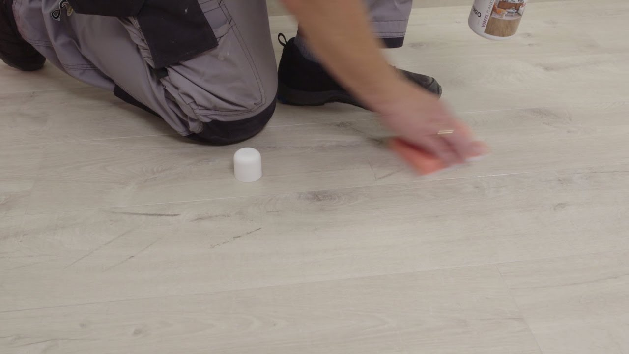 Installing Pergo Vinyl Flooring How To Remove Scuff Marks From A
