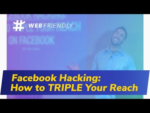 Facebook Hacking  How To Triple Your Reach On Facebook, with Matt Astifan