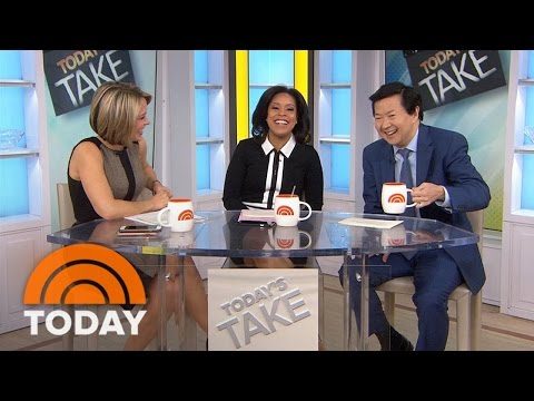 Ken Jeong: Comedy Helped My Bedside Manner As A Doctor | TODAY