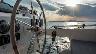 Catamaran Sea Energy V- Crewed Charter Vacations in Greece