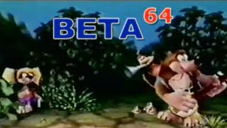 Beta64 - Banjo-Kazooie / Dream