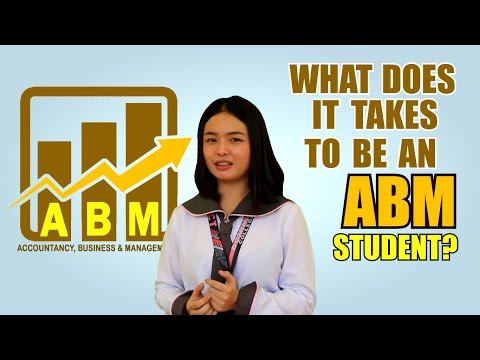 Choose ABM Strand! | What is Accountancy Business and Management Strand?
