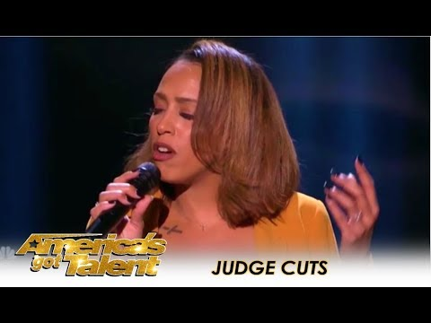 Glennis Grace: Charismatic Holland Star WOWS America With Prince Cove | Americas Got Talent 2018