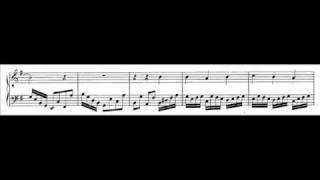 J.S. Bach - BWV 711 - Allein Gott in der Höh