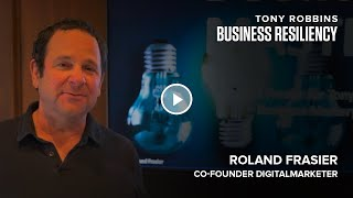Fight and Grow Your Business Now | Roland Frasier | Business Resiliency