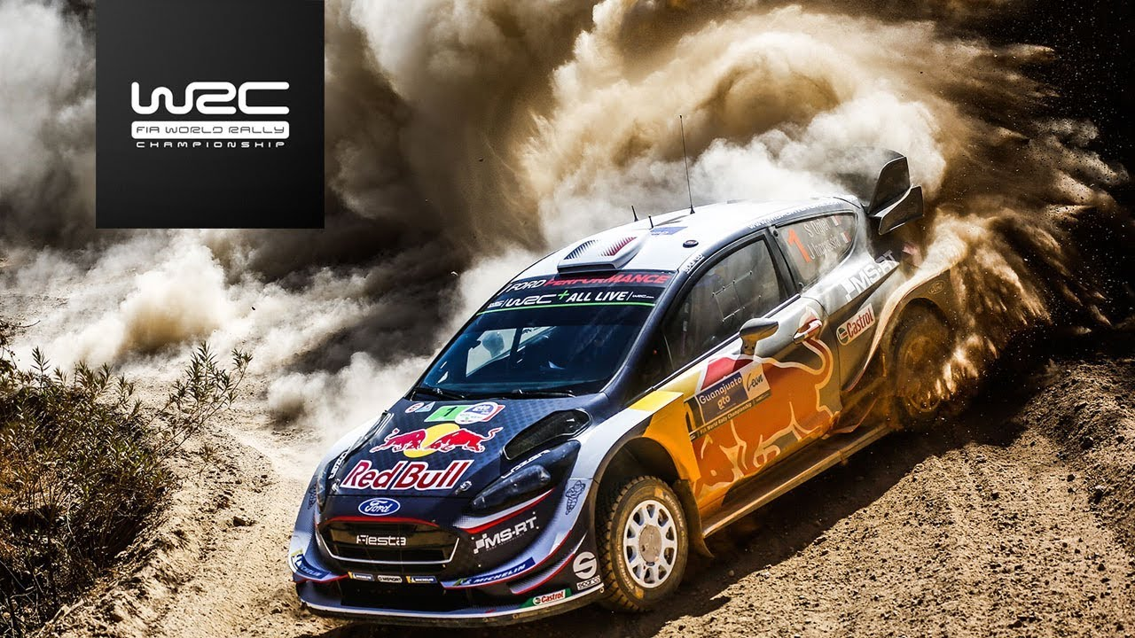 Wrc Rally Guanajuato Mexico  Highlights Stages