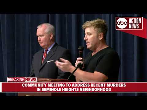 Community meeting to address recent murders