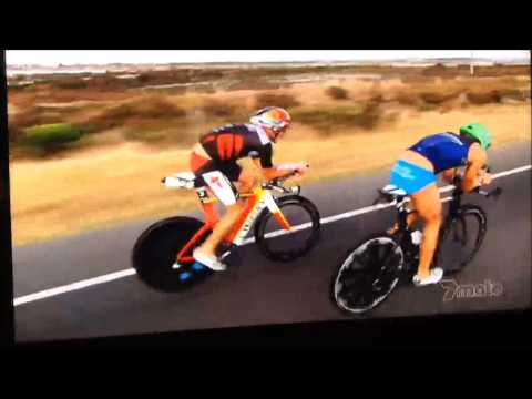 Our experience half IM Geelong