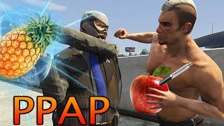 GTA 5 [PPAP] Pen-Pineapple-Apple-Pen (洗腦神曲暴力版PPAP) thumbnail