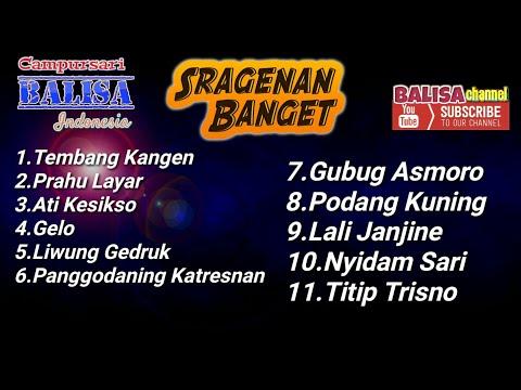 60 Menit Lagu   Sragenan Album Terbaru Campursari Balisa Sragen
