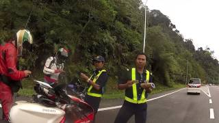JPJ RoadBlock on SBK @ Genting
