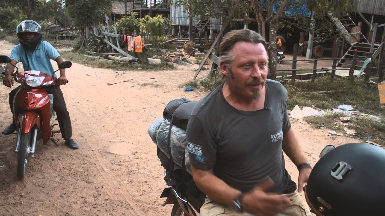 Help Charley Boorman develop a school in Tae Le village ...
