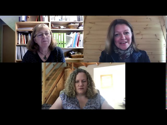 Ruth Allington & Teresa Steele-Schober ESG interview, hosted by Sarah Gordon