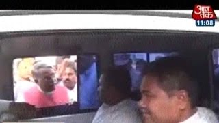 Caught On Camera: Shiv Sena MP Publicly Hurls Abuses At Tehsildar