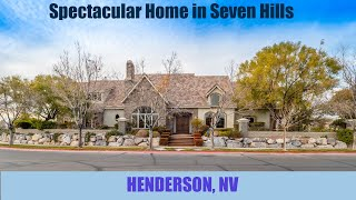 Charming home in Seven Hills - 1363 Opal Valley St, Henderson, NV 89052