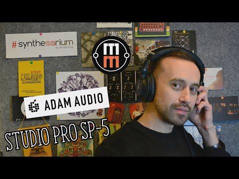 ADAM Studio Pro SP-5 - наушники премиум класса