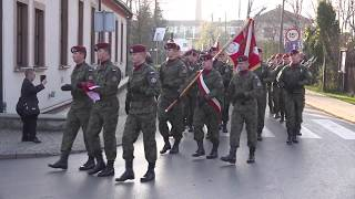 Obchody święta Niepodległości na Podbeskidziu