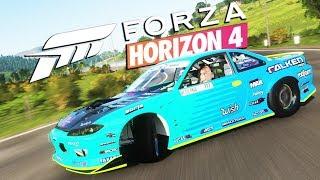 Zagrajmy w FORZA HORIZON 4 PL #14 - KLUB DRIFTERSKI - Polski gameplay -  4K