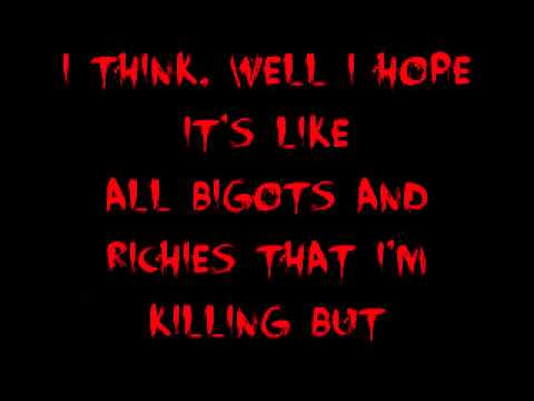 Insane Clown Posse - Sleep Walker(Lyrics)