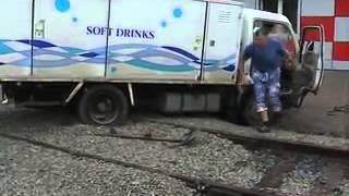 Трамваи во Владивостоке опять ходят до ул. Сахалинской. Видео 2.