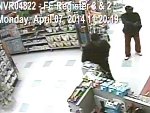 Persons of Interest in Armed Robbery, 4600 b/o S Capitol St, SW, on April 7, 2014