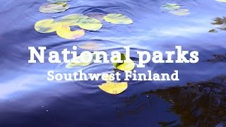 Southwest Finland national parks
