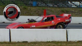 CLASSIC DRAG FILES: 2011 NHRA CDN NATIONAL OPEN AT MISSION RACEWAY (PART 1 - FRIDAY TEST N TUNE)