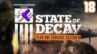 State of decay yose 18  –the end