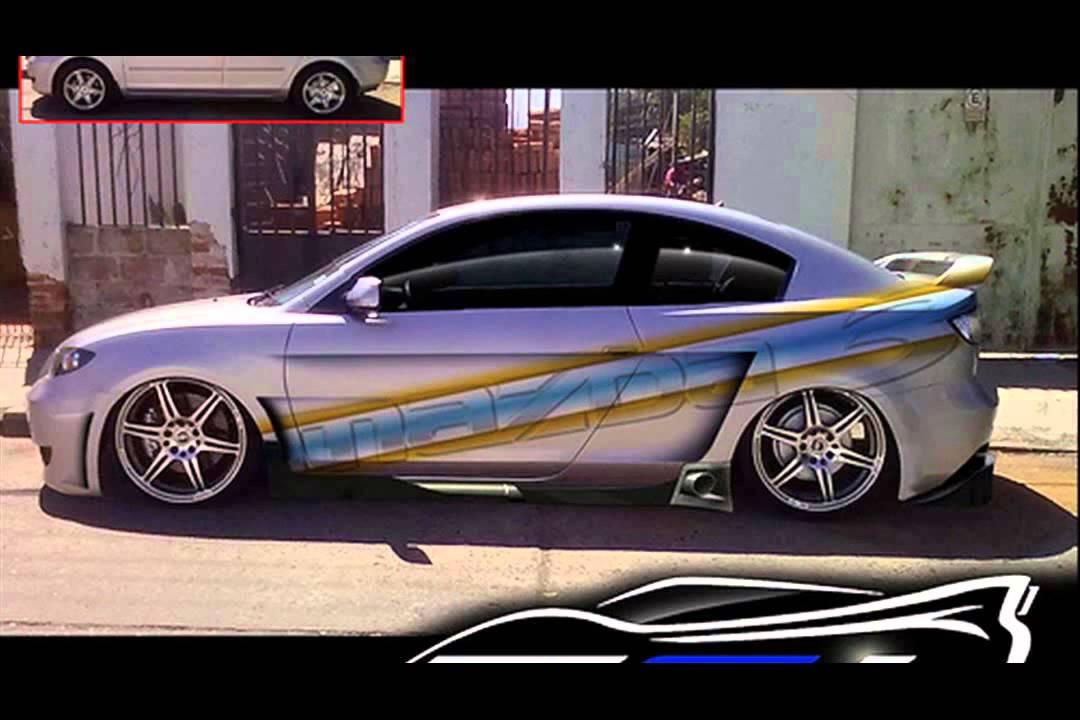 Mazda 3 Axela Mk 1 Tuning Cars Youtube