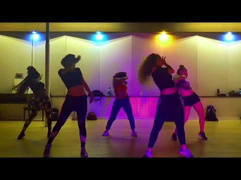Big Bad Soca - Bunji Garlin (Dancehall Funk) LA Class