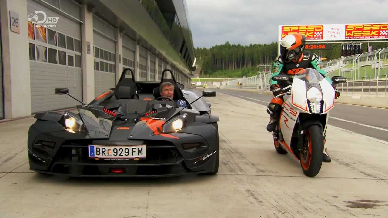 Fifth Gear Ktm Crossbow Rr Vs Rc8r Ipcamera Giveway See Channel Description You
