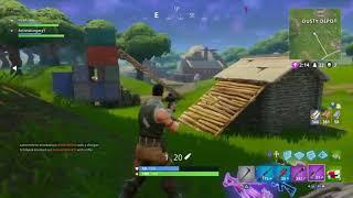 Fortnite crazy gameplay (no resources)
