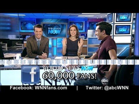 WNN Facebook Hits 60,000 Fans!