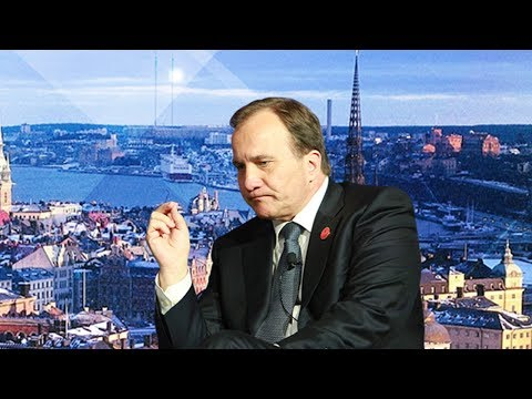Interview: Swedish PM Lofven on his background, China-Sweden ties