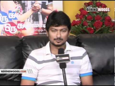 UDAYANITHI STALIN interview